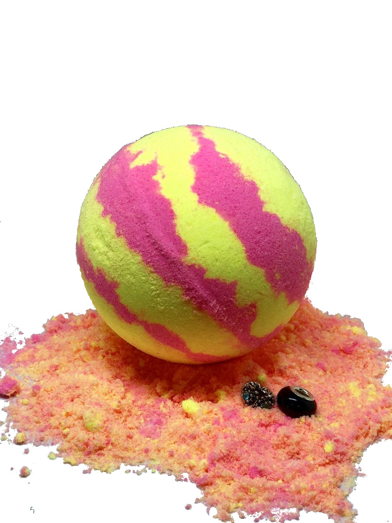 PINA COLADA 65MM BATH BOMB KUMQUAT BAE