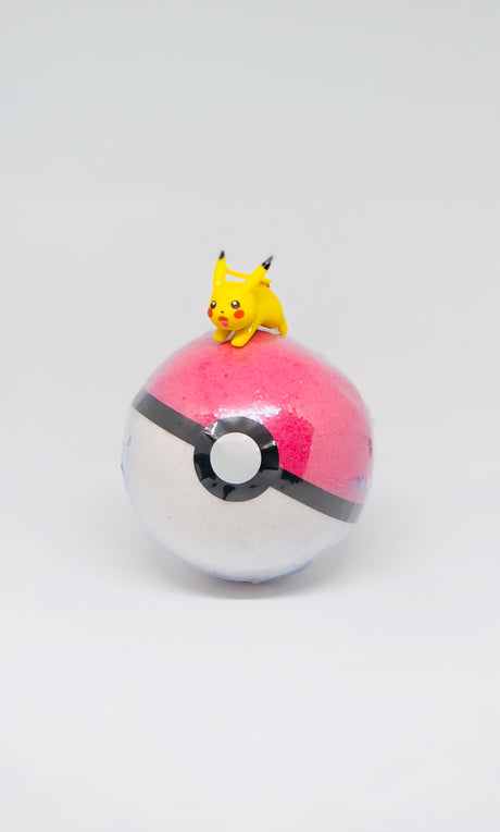 POKEMON INSPIRED SURPISE TOY BATH BOMB KUMQUAT BAE