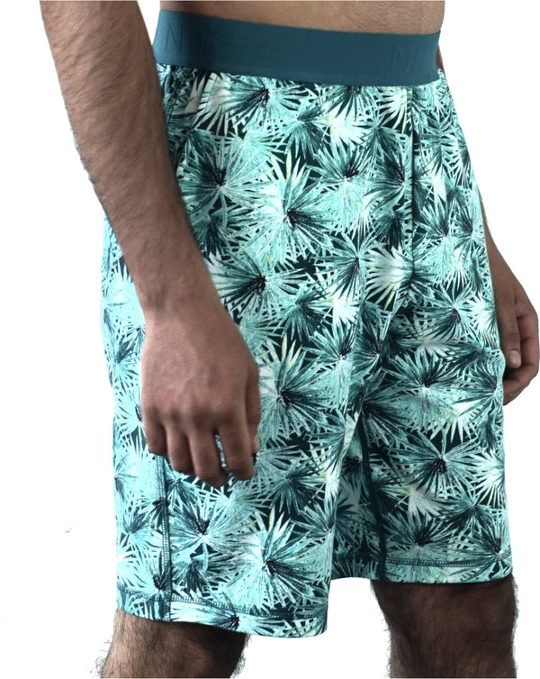 Paradise Lounge Shorts in Pima Cotton Terry