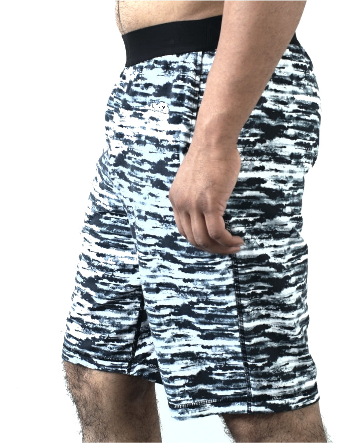 Salt Lounge Shorts in Pima cotton Terry
