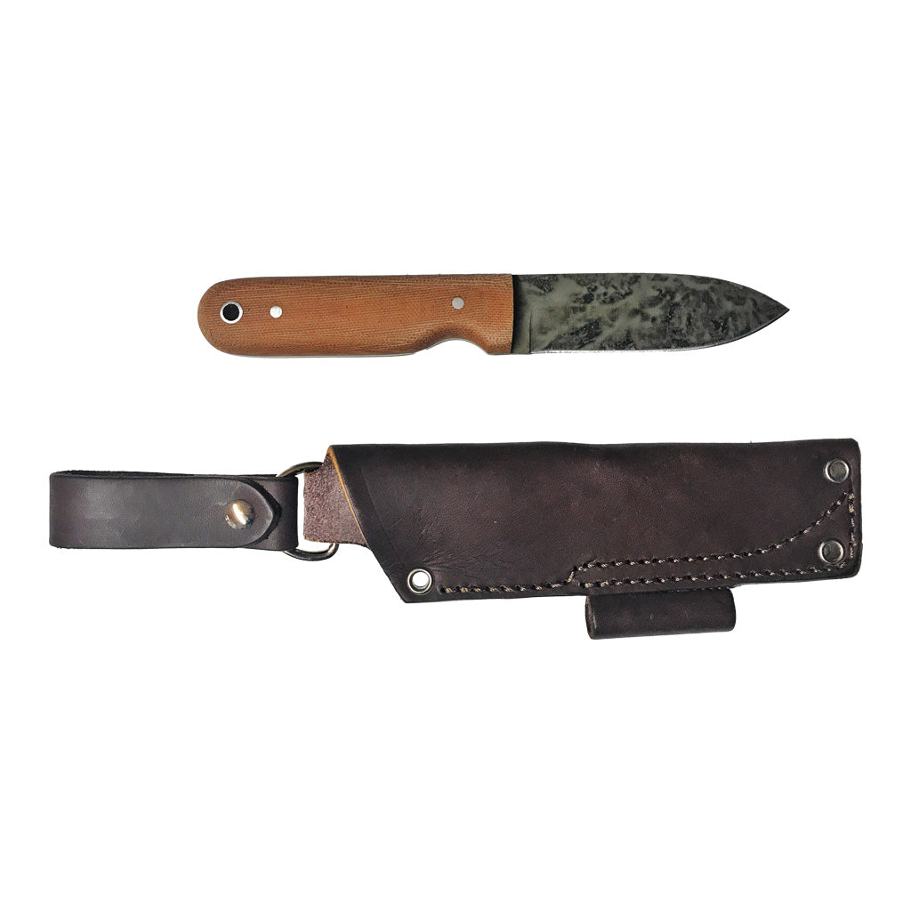 Bushcrafter HC w/ Sheath