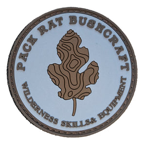 Pack Rat Bushcraft Patch