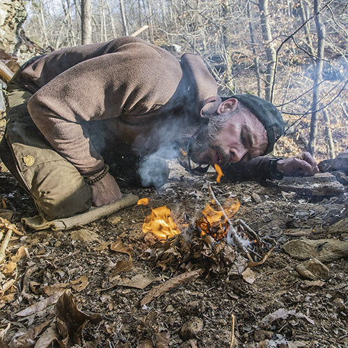 Primitive Fire Clinic - October 25th
