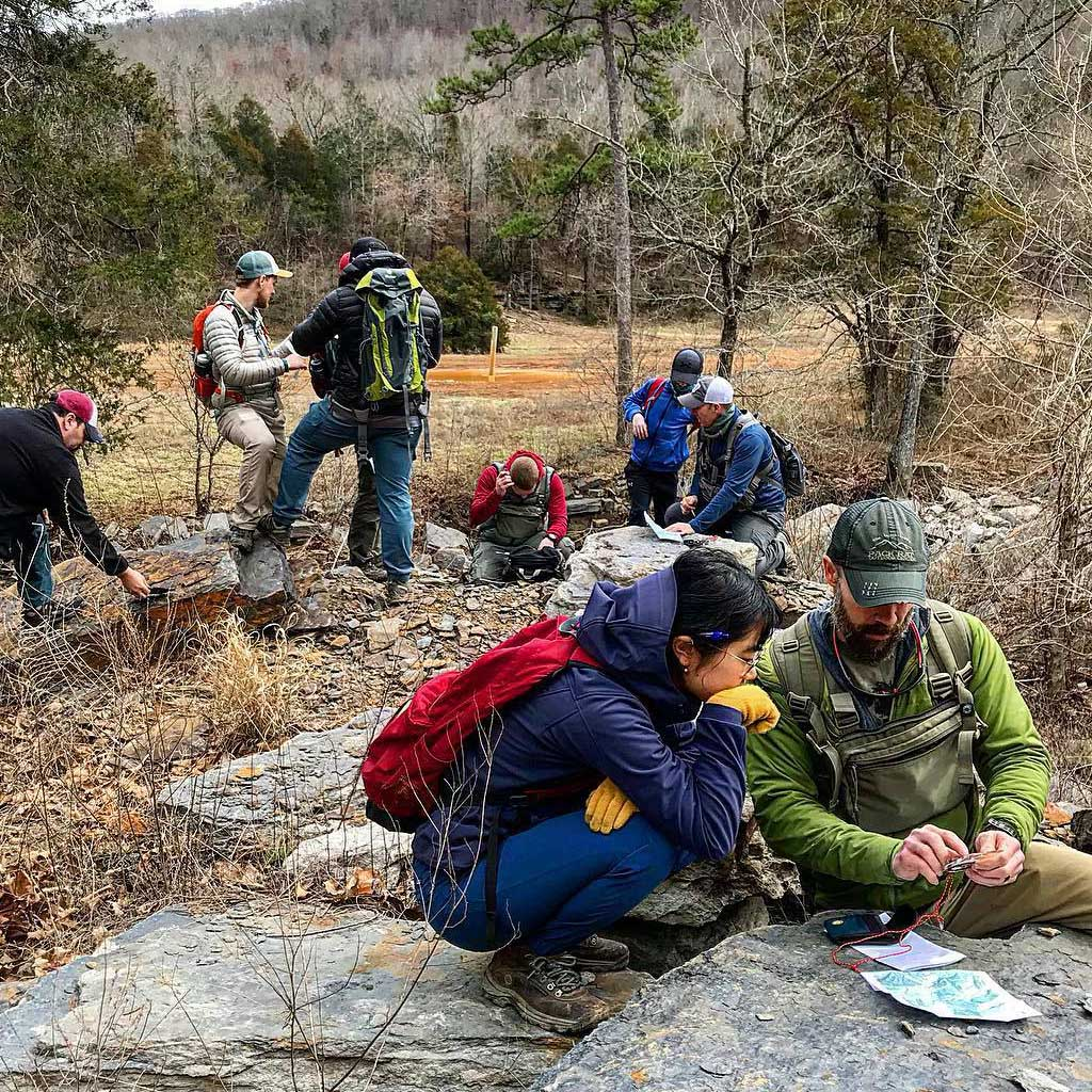 Field Navigation Clinic - March 14