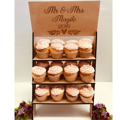 PERSONALISED OCCASION STAND- CUPCAKES-TREAT BAGS-CHOCOLATE-FAVORS