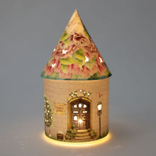 Lilybelle heartfly fairy house