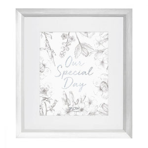 Our special day frame 8x10