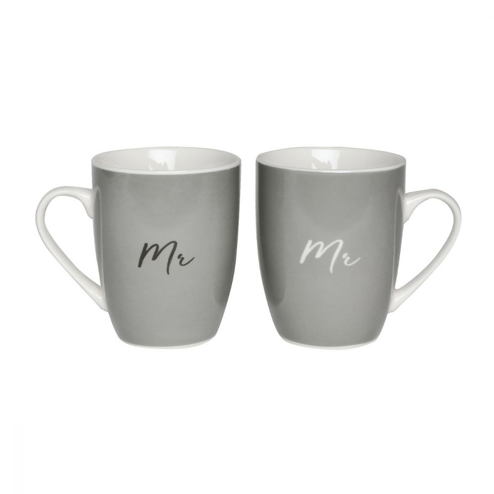 Mr and Mr coffee mugs