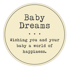 Baby dreams wish jar