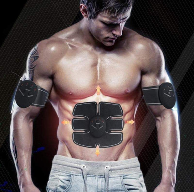 #1 Ultimate Abs Stimulator - EMS ABS Trainer Fit Abdomen/Arm/Leg Training - PropelGear