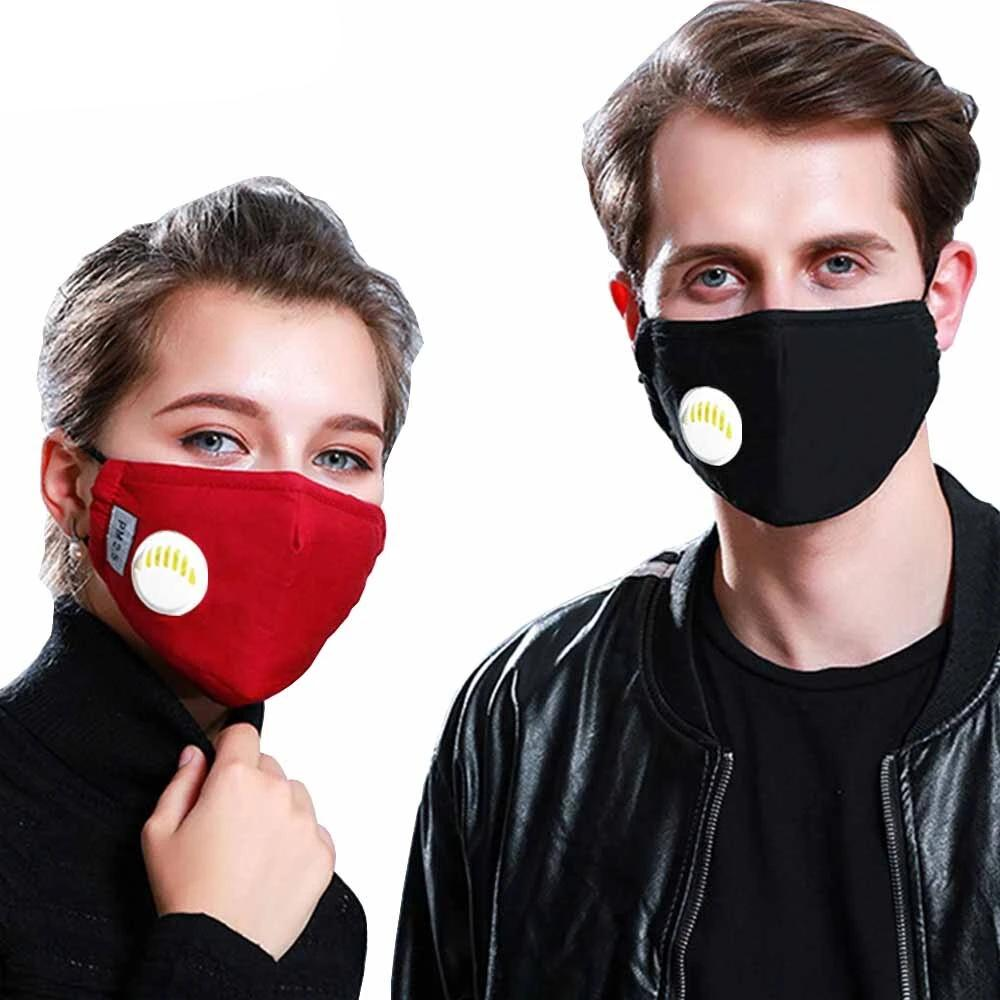face masks anti virus