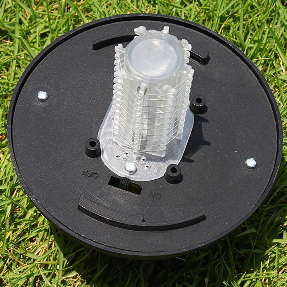 SOLAR BUG ZAPPER LAMP - Keep Mosquitoes and Other Bugs away - PropelGear