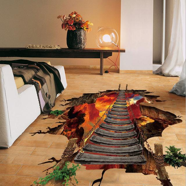 3D Sticker Home Decoration for Kids Room Floor or Living Room - PropelGear