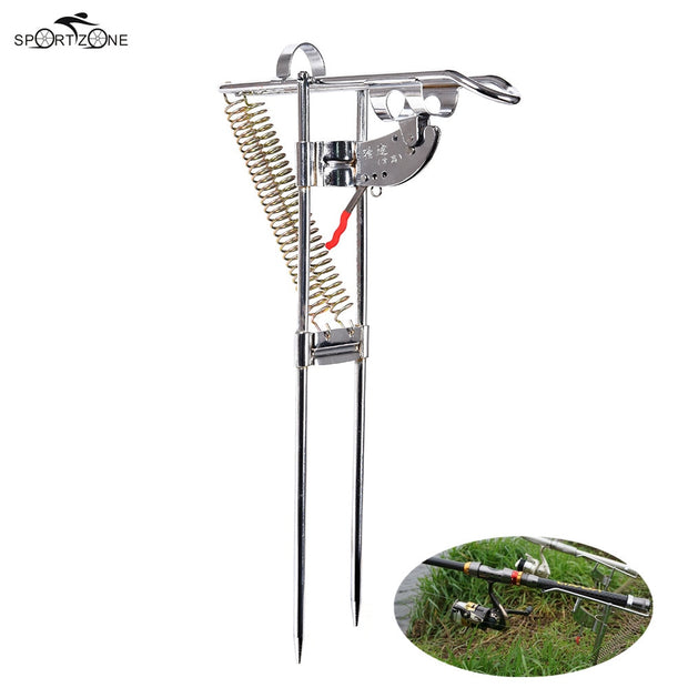 Automatic Fishing Pole Bracket - PropelGear