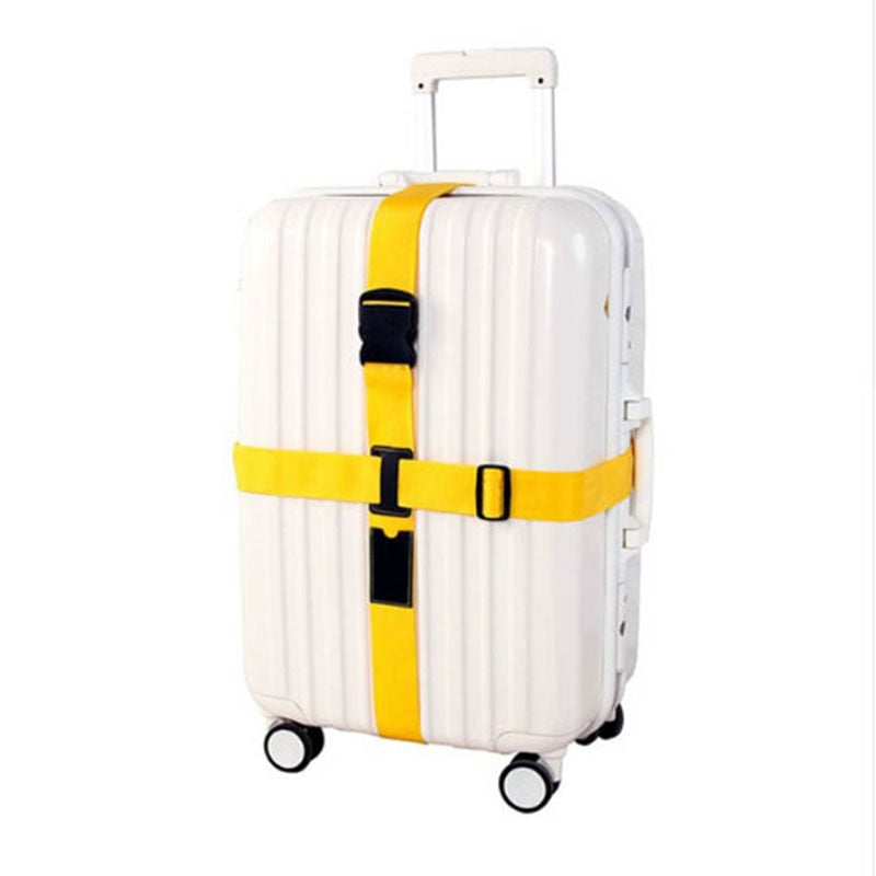 ADJUSTABLE SUITCASE CROSS STRAPS - PropelGear