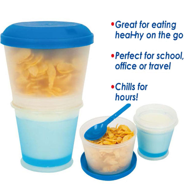 PORTABLE CEREAL CUP– PropelGear