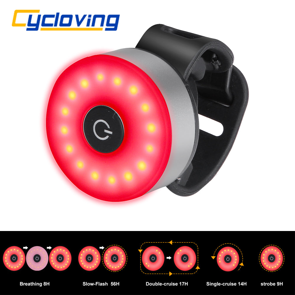 REAR/FRONT LED BICYCLE LIGHTS - PropelGear