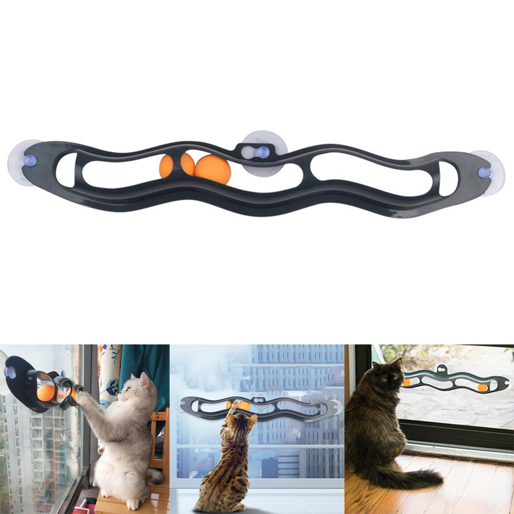 PAWS OVER TAILS INTERACTIVE CAT TOY - PropelGear
