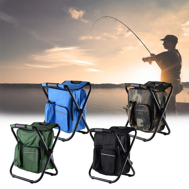 FOLDING CHAIR BACKPACK - PropelGear