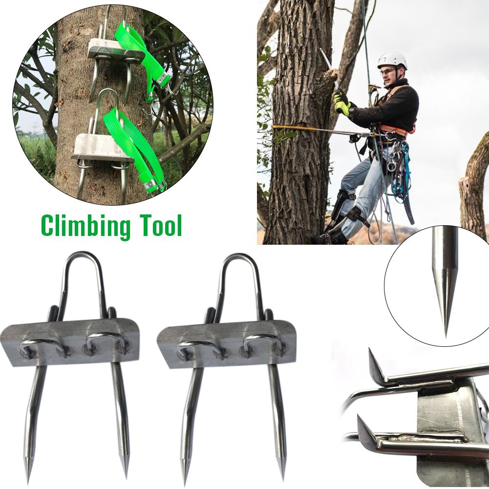 STRAP-ON TREE CLIMBING SHOE CLAWS - PropelGear