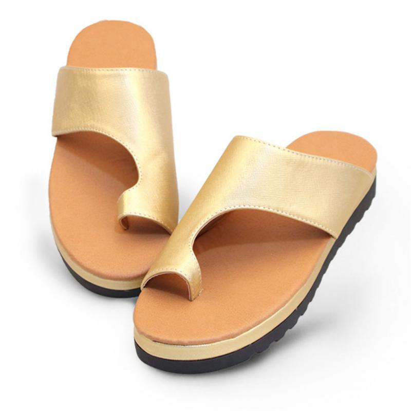Anti Bunion Platform Sandals - Foot Bunion Correction Sandal - PropelGear