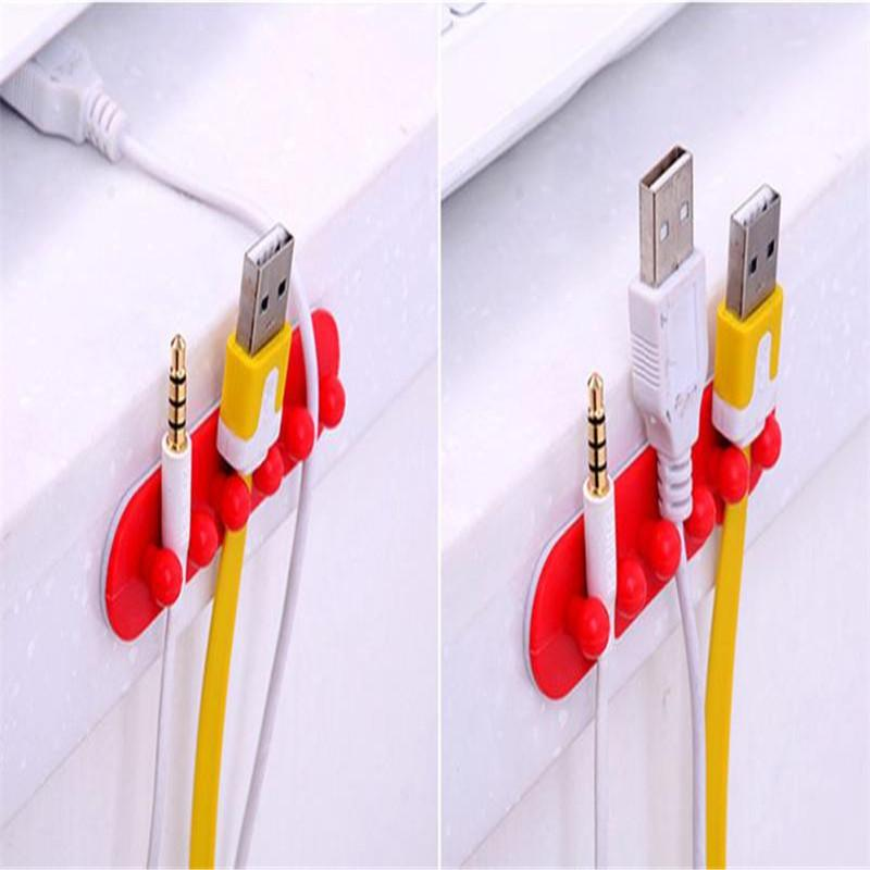 Adhesive Cable Management Strips - PropelGear