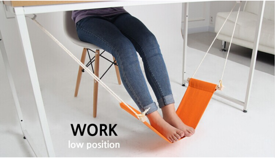 Adjustable Foot Hammock For Desk - PropelGear