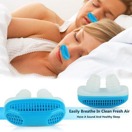 Anti Snoring & Air Purifier Snore Silencer Nose Clip - PropelGear