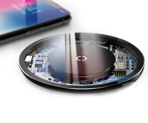 Baseus Simple Wireless Charger Qi - PropelGear