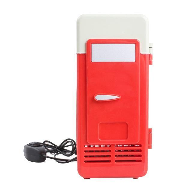 Desktop Mini Fridge - Mini Desktop Fridge Cooler Personal Fridge - PropelGear
