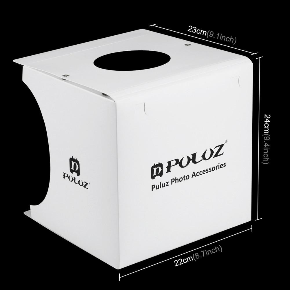 Folding Lightbox Photography Photo Studio - PropelGear