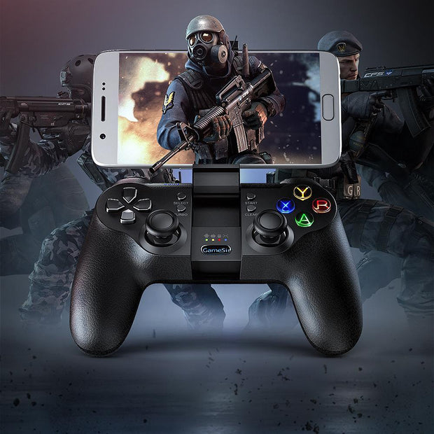 GameSir Bluetooth Wireless Gamepad for Android/Windows/VR/TV Box - PropelGear