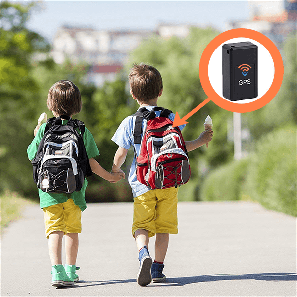 Mini Real Time GPS Tracker - PropelGear