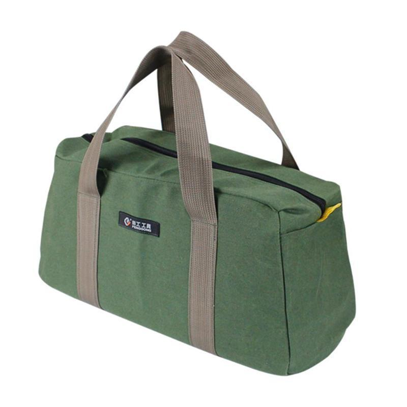Multi-function Canvas Waterproof Storage Hand Tool Bag Portable Tool kit - PropelGear