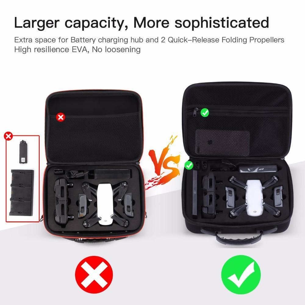 Shoulder Carry Bag For DJI Spark Drone - PropelGear