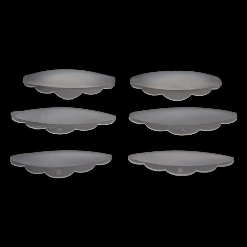 Silicone Eye Lash Shields Pads - PropelGear