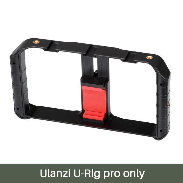 Smartphone Video Rig - Smartphone Video Handle Rig Film Making Stabilizer - PropelGear