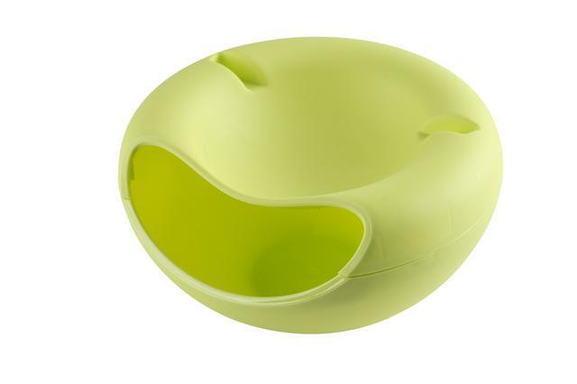 Smiley Snack Bowl - Cute Snack Bowls - PropelGear