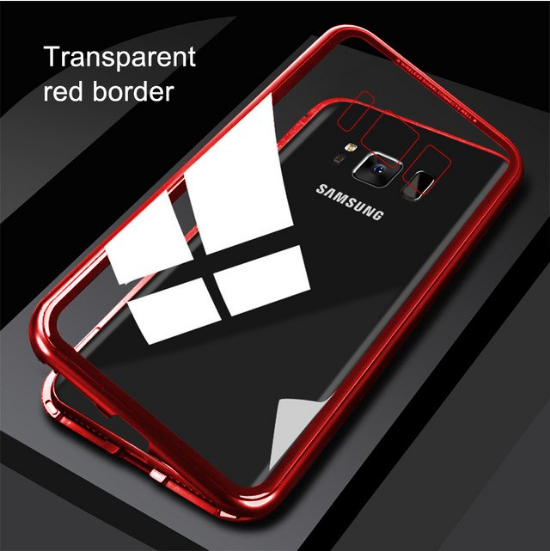ULTRA MAGNETIC METAL CASE FOR SAMSUNG GALAXY - PropelGear