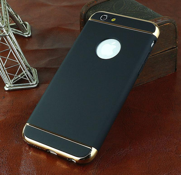 Ultra Thin Hard Plastic Shockproof Cover 360 Protection For iPhone - PropelGear