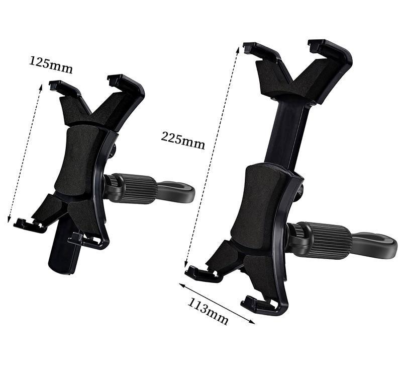 Universal iPhone/iPad/Samsung Mount for Bicycle Treadmill Exercise Bike - PropelGear
