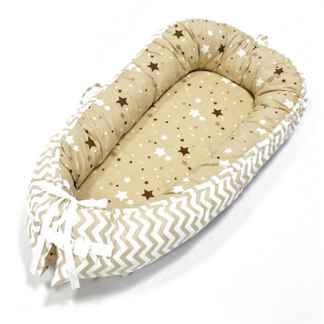 COZY PORTABLE BABY NEST BED - PropelGear