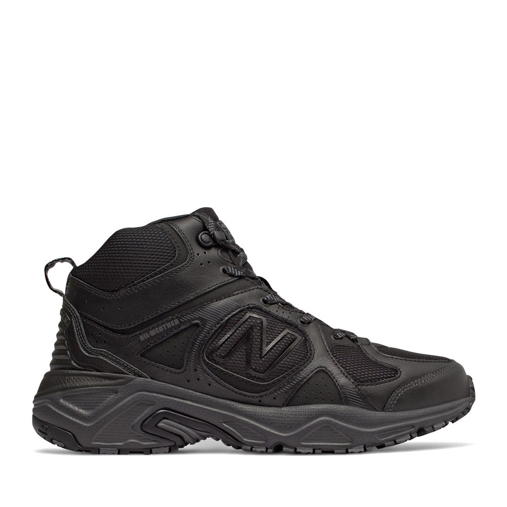 NEW BALANCE 481 - MEN'S SHOES - BLACK - MT481MB3