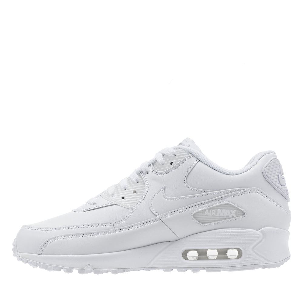 Nike Air Max 90 Leather - True White/True White