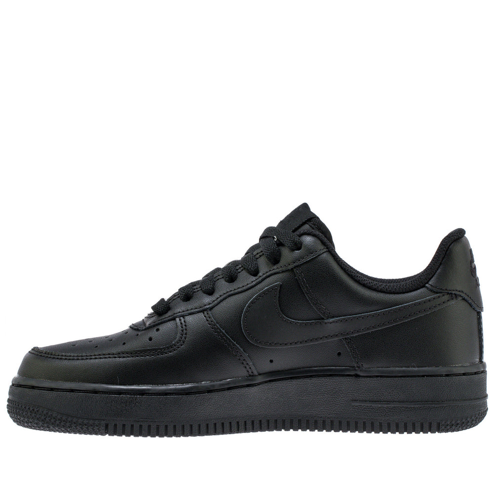 Nike Air Force 1 '07 Womens Shoe - Black/Black - 315115-038