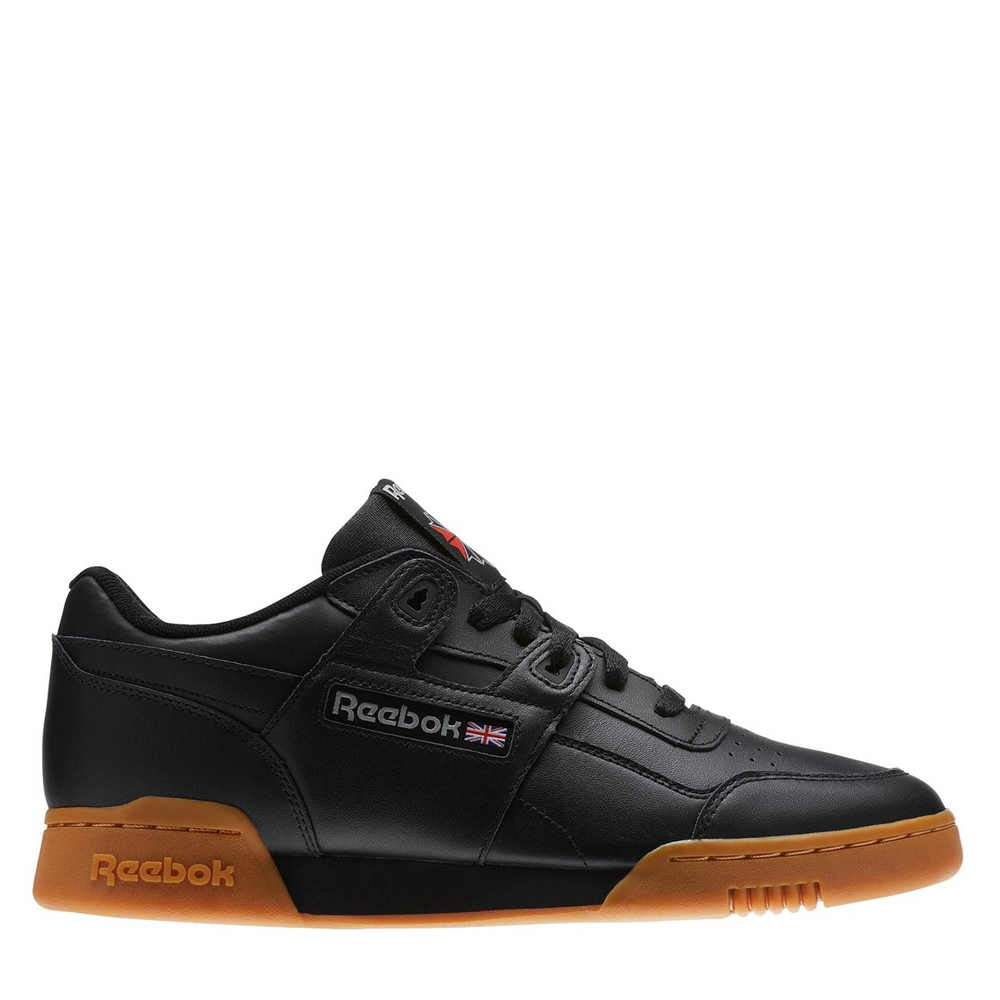 REEBOK CLASSICS WORKOUT PLUS Black/Gum CN2127