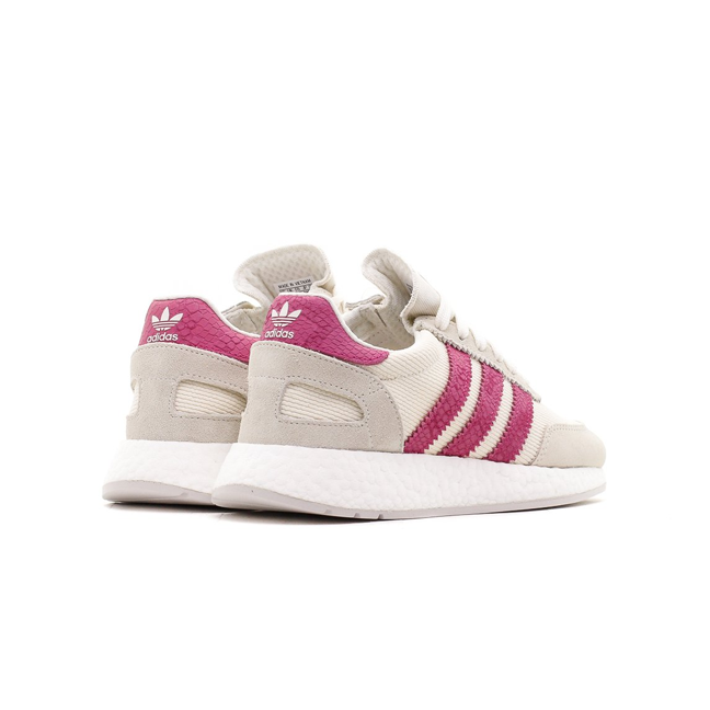 Adidas Women's Shoe White Pink