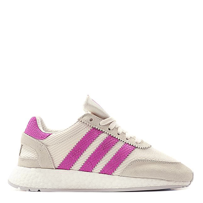 Adidas I-5923 - Women's Shoe - Off White/White/Pink (D96618)