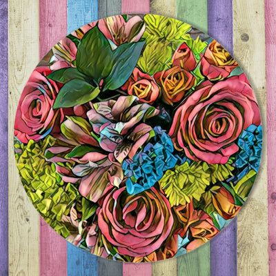 Bouquet 3 - Floral art for outdoors