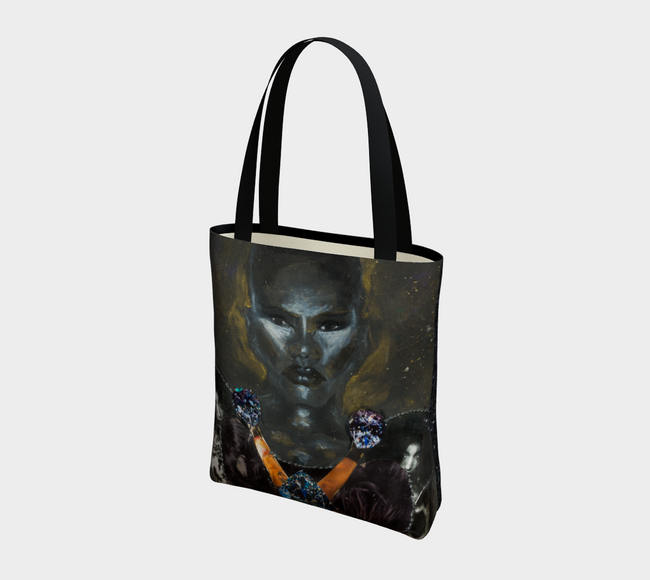 Chief 2-Side Canvas Tote